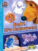 Eek  It s Halloween  Book PDF