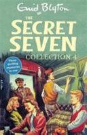 The Secret Seven Collection 4 Books 10 12