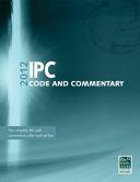2012 International Plumbing Code Commentary