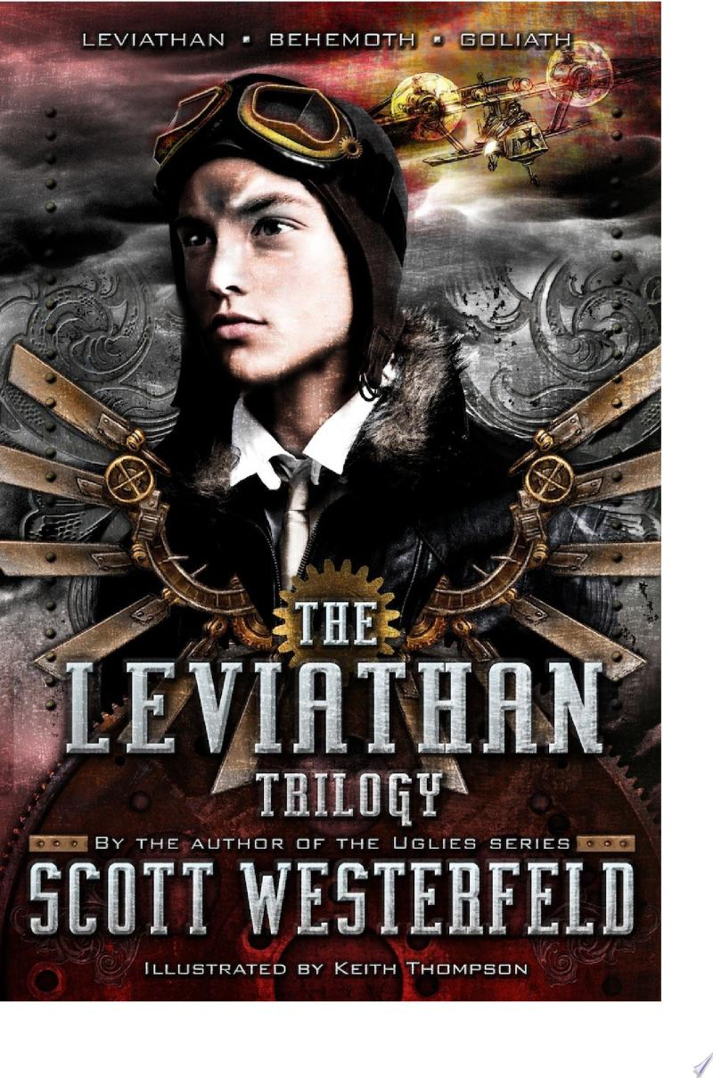 Scott Westerfeld: Leviathan Trilogy banner backdrop