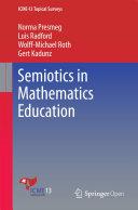 Semiotics in Mathematics Education Pdf/ePub eBook