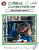 Building Comprehension - Grade 8 (ENHANCED eBook)
