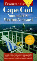 Cape Cod, Nantucket and Martha's Vineyard
