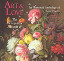 link to Art & love : an illustrated anthology of love poetry in the TCC library catalog