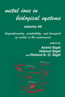 Metal Ions In Biological Systems  Volume 44