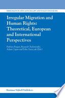 Irregular Migration And Human Rights