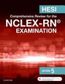 link to HESI comprehensive review for the NCLEX-RN examination in the TCC library catalog