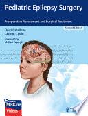 Pediatric Epilepsy Surgery