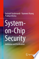 System on Chip Security Book