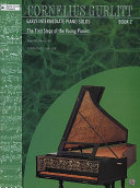 The First Steps of the Young Pianist  Op  82  Nos  1 65   Cornelius Gurlitt  Book 2