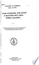 Technical Paper   Bureau of Mines