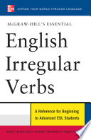 McGraw Hill s Essential English Irregular Verbs