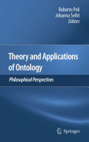 Theory and Applications of Ontology: Philosophical Perspectives [Pdf/ePub] eBook