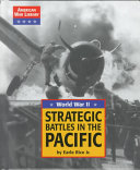 Strategic Battles In The Pacific Book