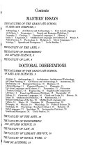 Doctoral Dissertations