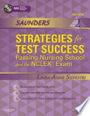 Saunders Strategies for Test Success   E Book