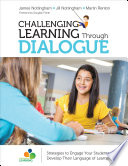 Challenging Learning Through Dialogue Book