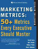 Marketing Metrics