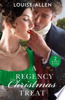A Regency Christmas Treat  Moonlight and Mistletoe   A Mistletoe Masquerade
