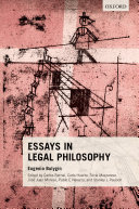 Essays in Legal Philosophy