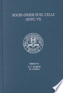 Proceedings of the     International Symposium on Solid Oxide Fuel Cells Book