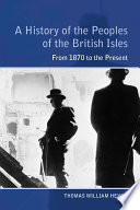 A History of the Peoples of the British Isles