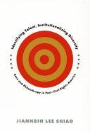 Identifying Talent, Institutionalizing Diversity Pdf/ePub eBook