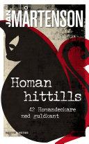 Homan hittills [Pdf/ePub] eBook
