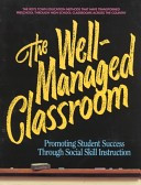 The Well Managed Classroom