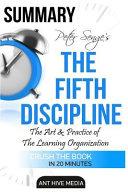 Peter Senge's the Fifth Discipline