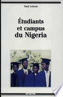 Etudiants et campus du Nigeria