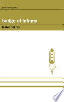 Badge of Infamy Book Online