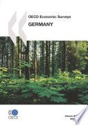 Oecd Economic Surveys Germany 2008