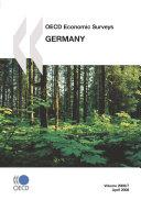 Pdf OECD Economic Surveys: Germany 2008 Telecharger