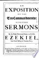 An Exposition on the Ten Commandments