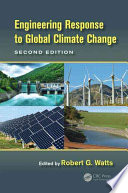 Engineering Response to Climate Change  Second Edition