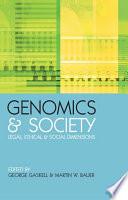Genomics and Society