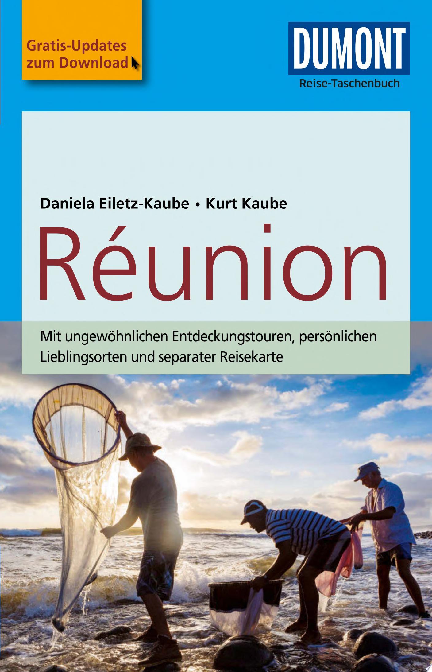 DuMont Reise Taschenbuch Reisef  hrer Reunion