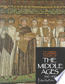 The Cambridge Illustrated History of the Middle Ages Book