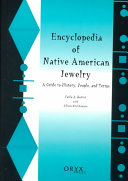 Encyclopedia of Native American Jewelry
