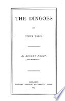 The Dingoes And Other Tales