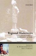 Regional Modernities Book PDF