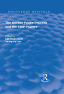 Pdf The Korean Peace Process and the Four Powers