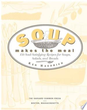 Download Soup Makes the Meal Free Books - Read Books