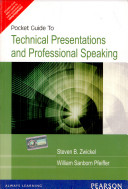 Technical Presentations and Professional Speaking
