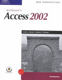 New Perspectives on Microsoft Access 2002