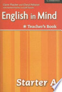 English In Mind Starter A Combo Teacher S Book