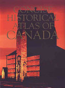 Concise Historical Atlas of Canada