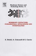 Membrane Contactors: Fundamentals, Applications and Potentialities