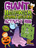 Giant Halloween Spooktacular Activity Book